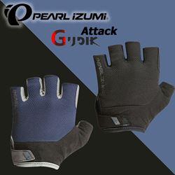 תמונה של כפפות רכיבה קצרות pearl izumi Attack